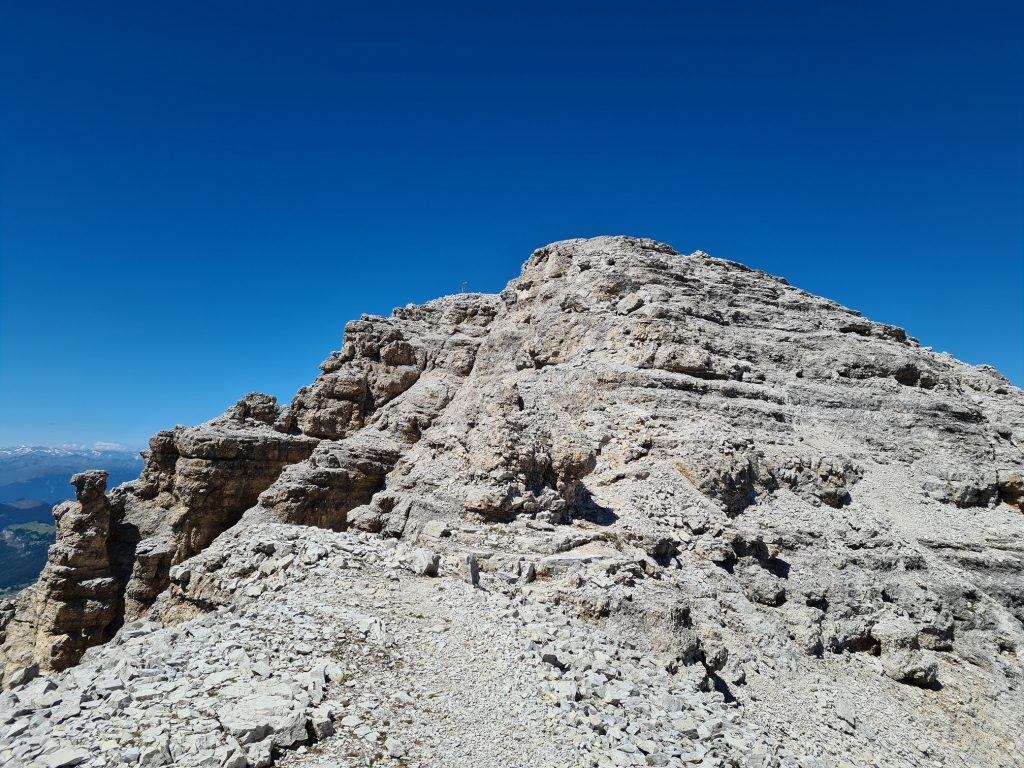 Varful Piz Selva (2941m)