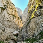 Canionul Ciorânga, a doua tentativă