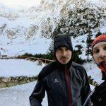 Prima alergare montană de iarnă pe 2021