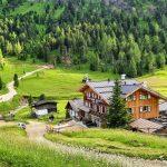 Alergare montană pe Val Duron